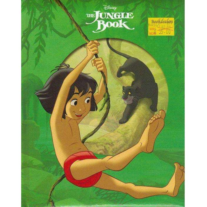 Bookdealers:Disney The Jungle Book | Parragon Books Ltd
