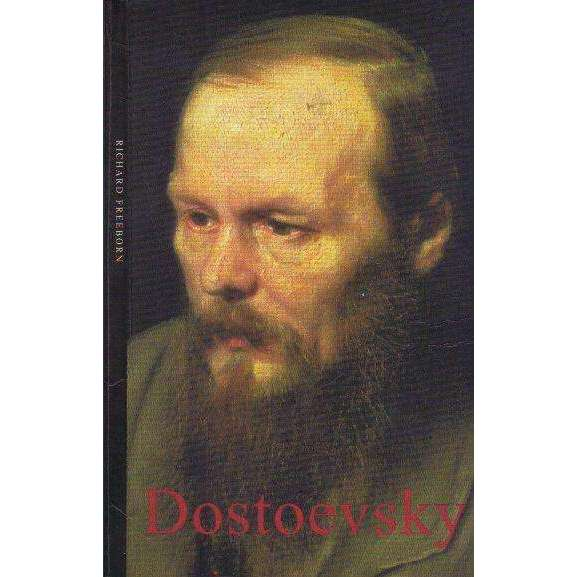 Bookdealers:Dostoevsky (Copy of Actress Elma Potgieter) | Richard Freeborn