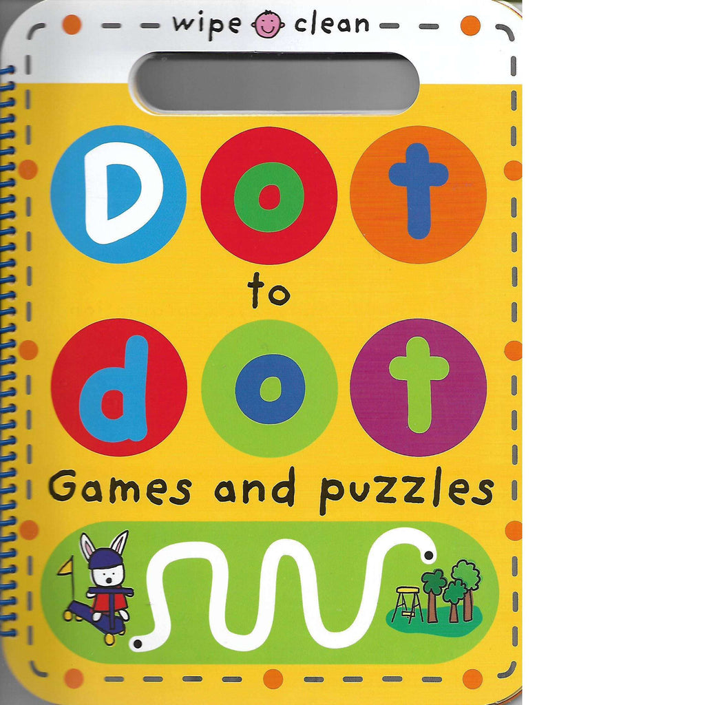 Bookdealers:Dot to Dot (Wipe Clean) | Roger Priddy