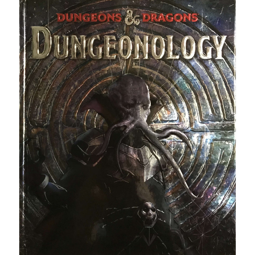 Bookdealers:Dungeons & Dragons Dungeonology | Matt Forbeck