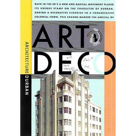 Durban City Architecture Guide: Art Deco