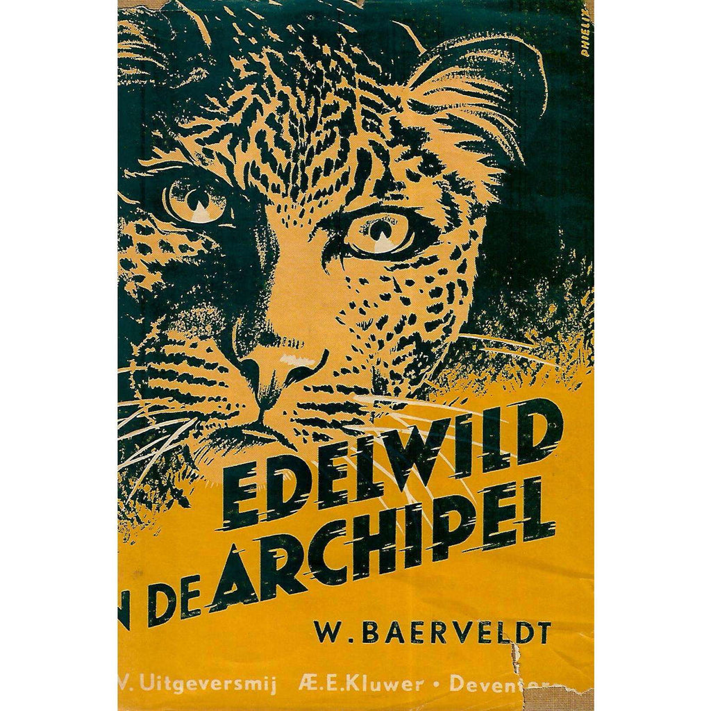 Bookdealers:Edelwild in de Archipel (Dutch) | W. Baerveldt