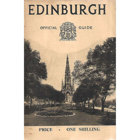 Edinburgh: Official Guide