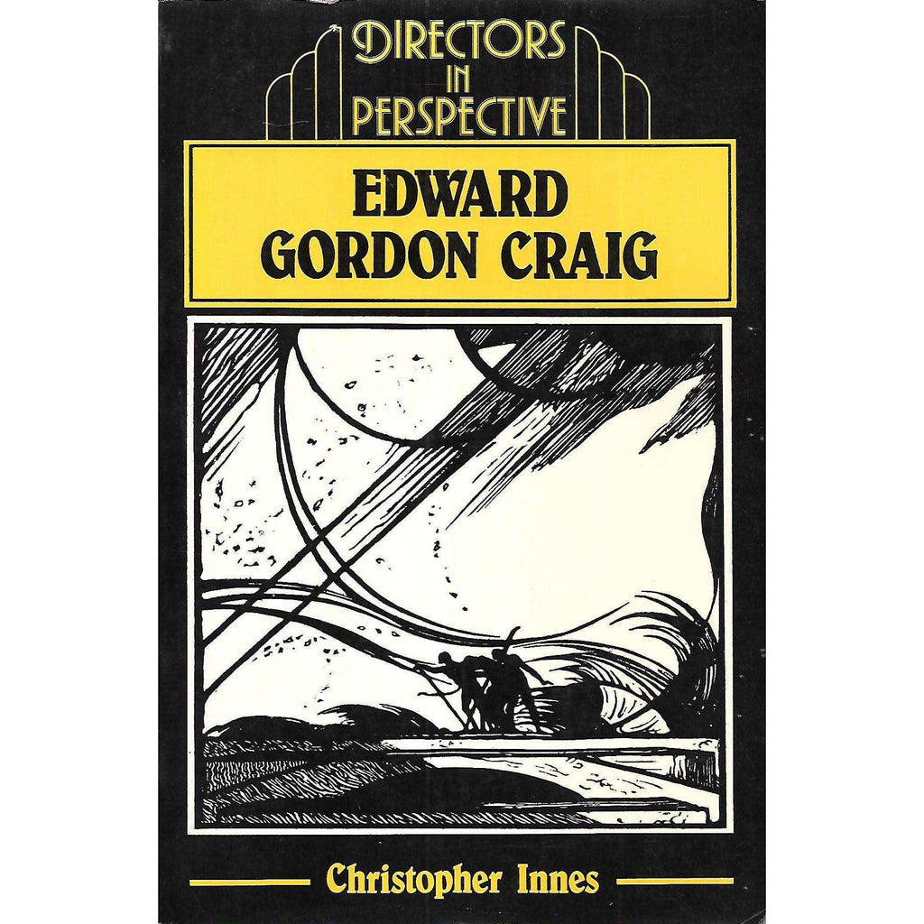 Bookdealers:Edward Gordon Craig (Directors in Perspective) | Christopher Innes