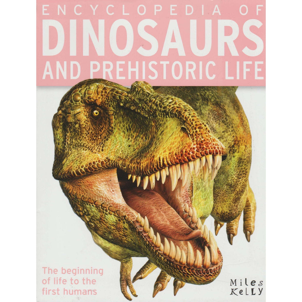 Bookdealers:Encyclopedia of Dinosaurs and Prehistoric Life | Miles Kelly