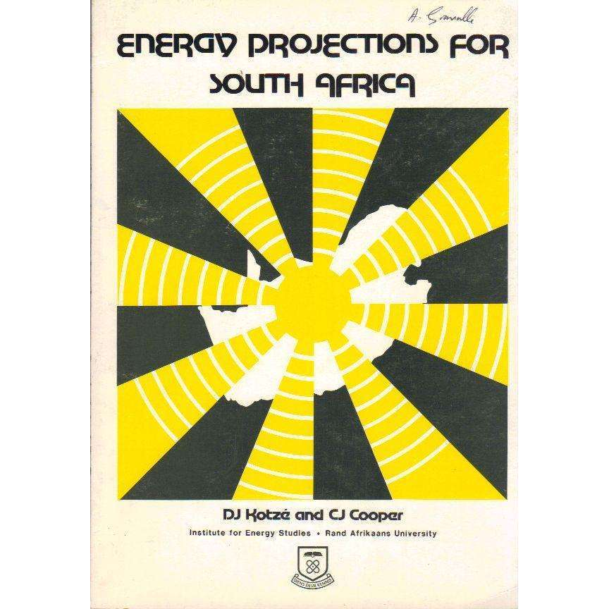 Bookdealers:Energy Projections for South Africa | D.J. Kotze and C.J. Cooper