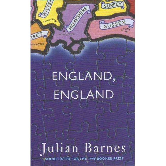 Bookdealers:England, England (Signed by the Author) | Julian Barnes