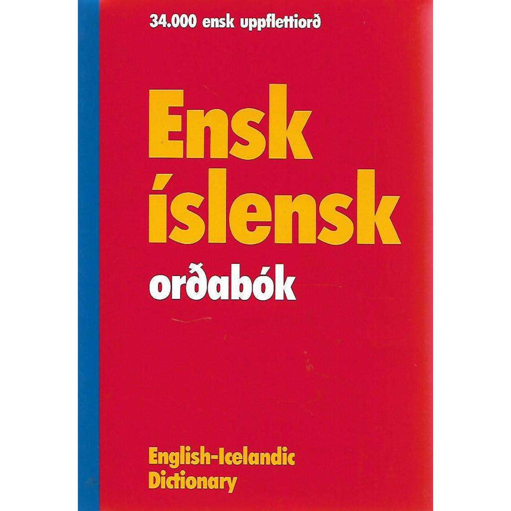 Bookdealers:English-Icelandic Dictionary
