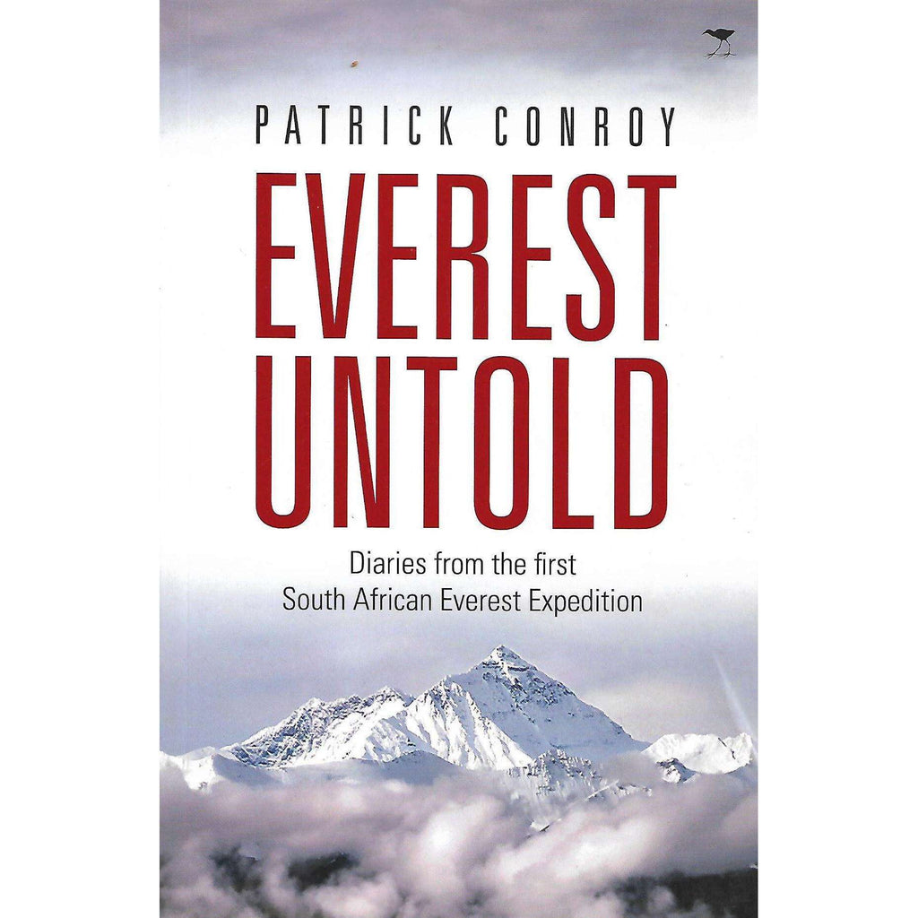 Bookdealers:Everest Untold (inscribed by Author) | Patrick Conroy