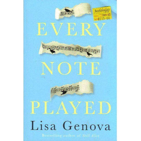 Every Note Played | Lisa Genova