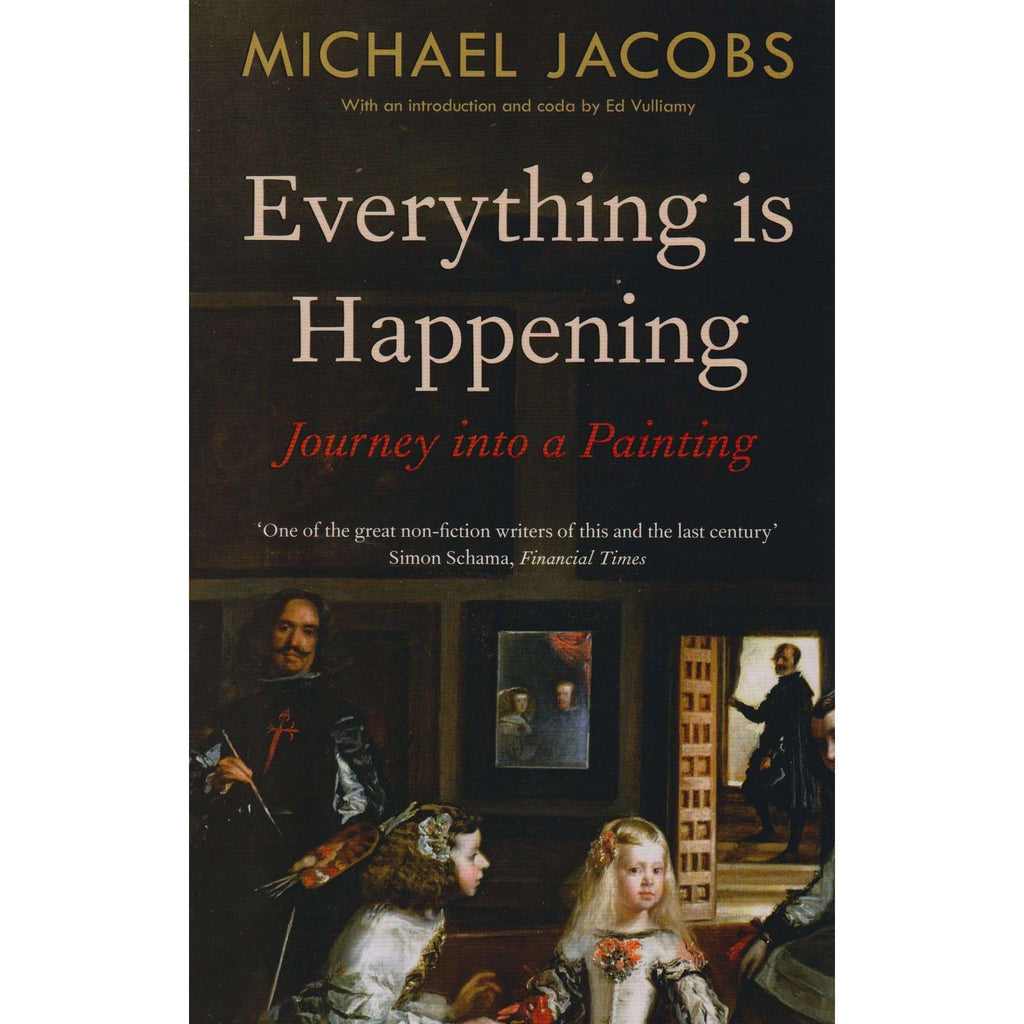 Bookdealers:Everything is Happening | Michael Jacobs