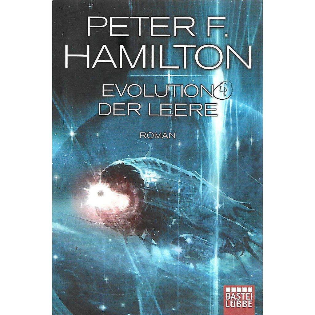 Bookdealers:Evolution der Leere | Peter F. Hamilton