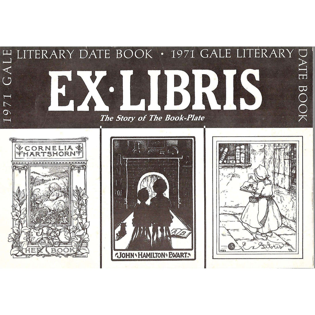 Bookdealers:Ex Libris: The Story of the Bookplate (Calendar Format)