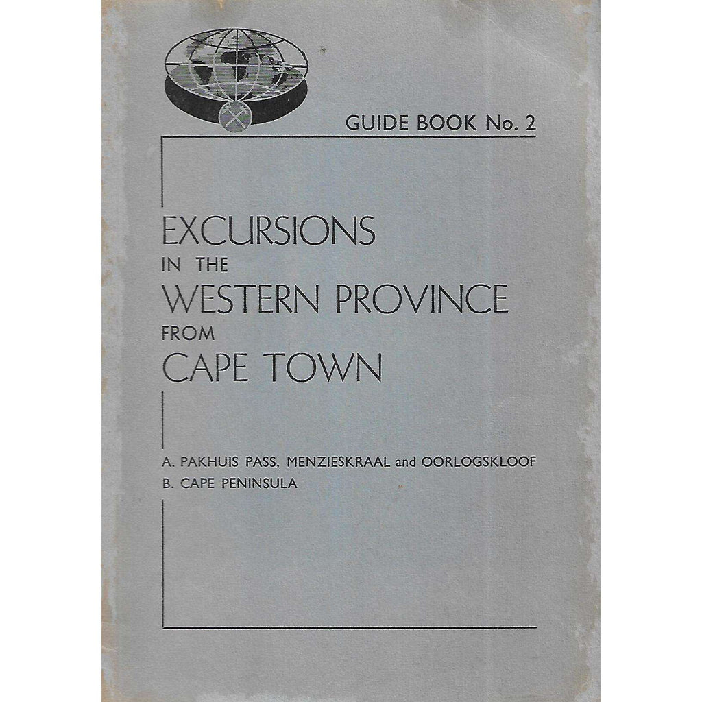 Bookdealers:Excursions in the Western Province from Cape Town