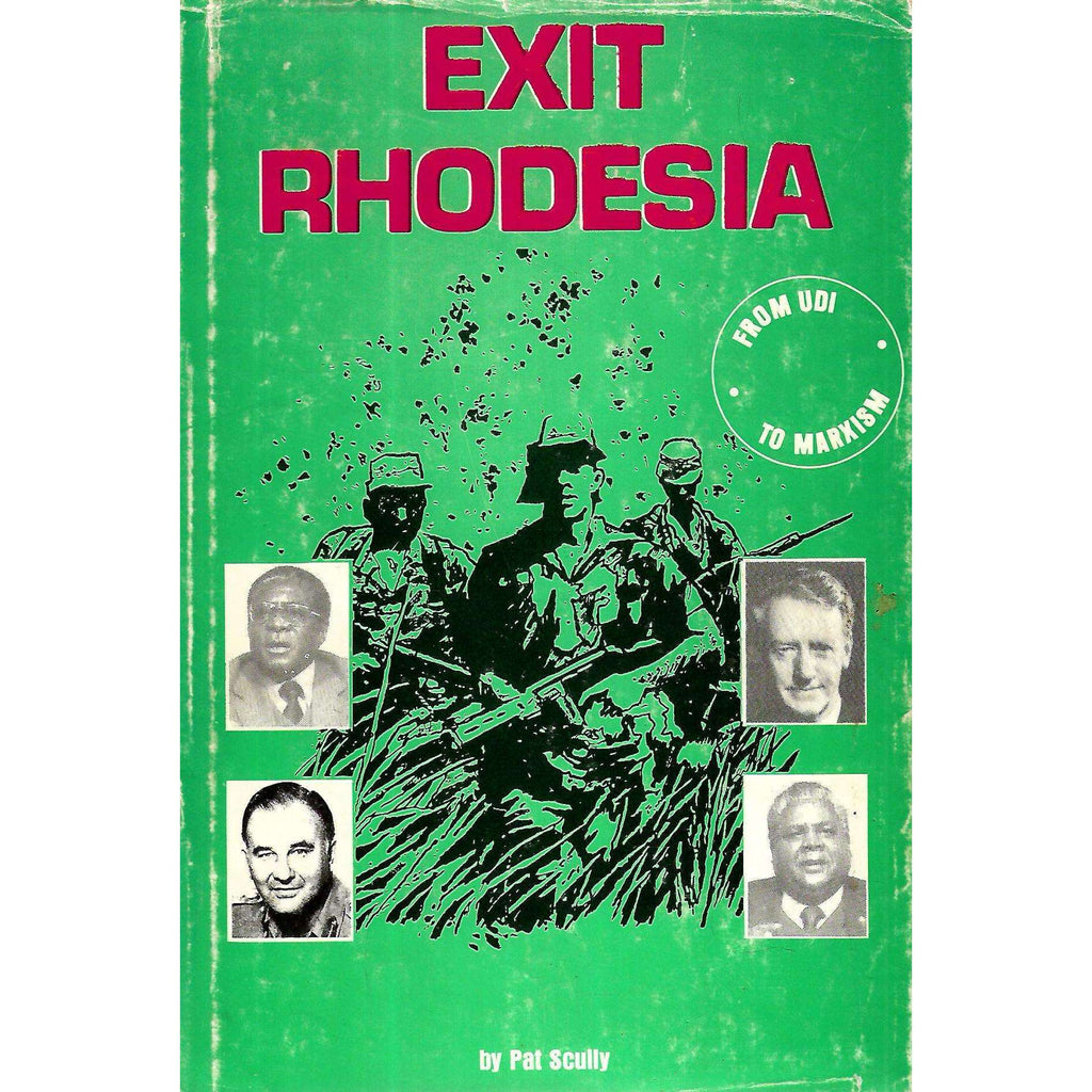 Bookdealers:Exit Rhodesia | Pat Scully