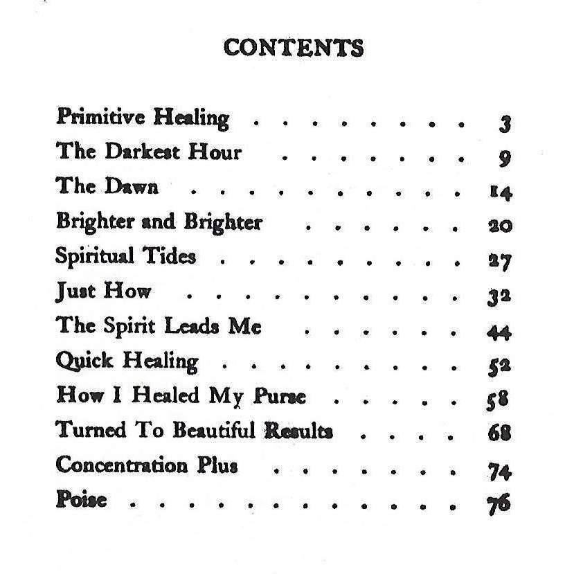 Publisher: L. N. Fowler & Co. (Undated)ISBN: N/ACondition