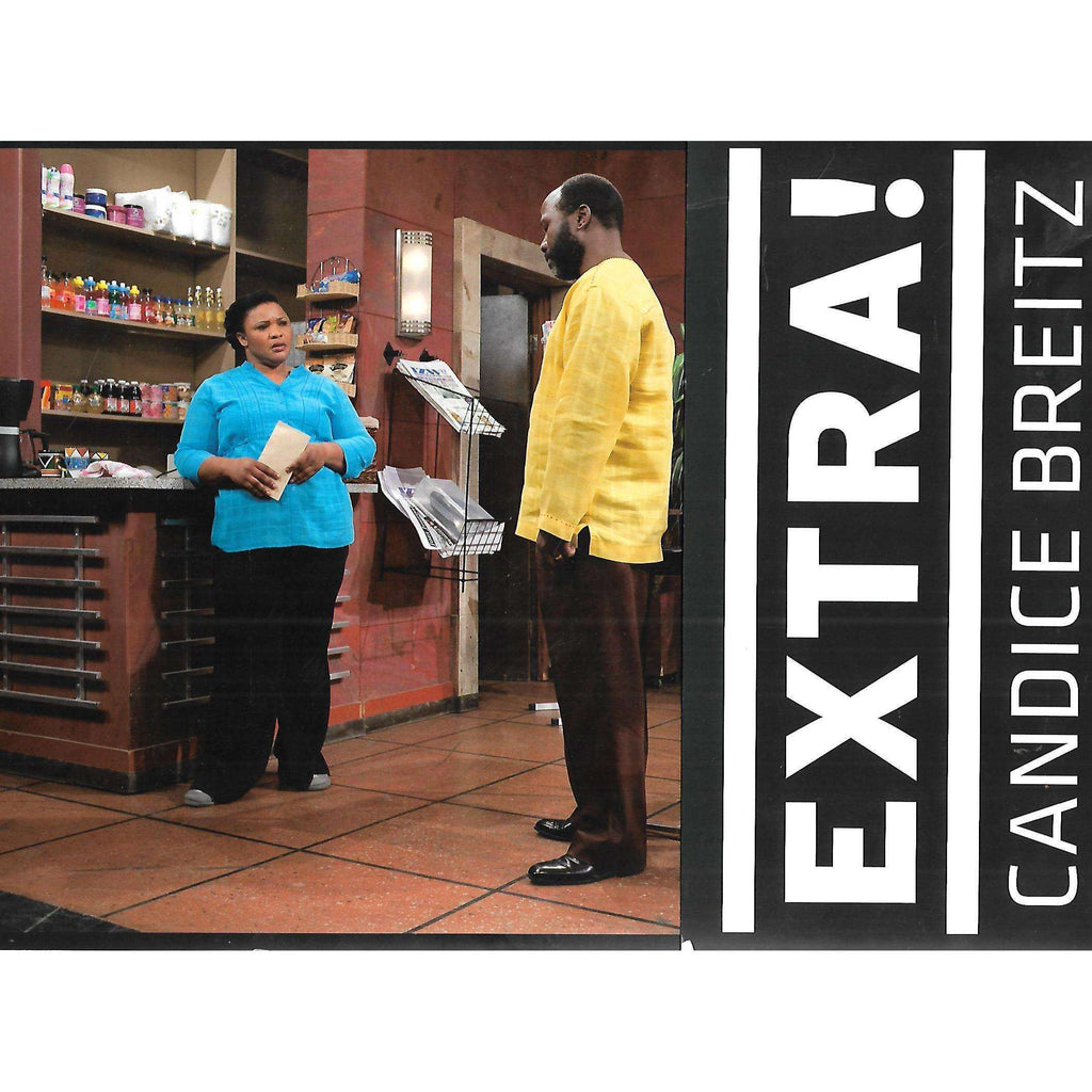 Bookdealers:Extra! (Inscribed by Author) | Candice Breitz