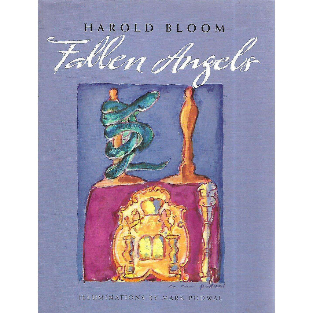 Bookdealers:Fallen Angels | Harold Bloom