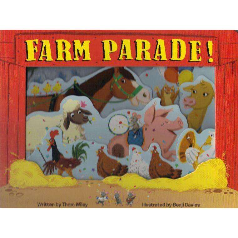 Bookdealers:Farm Parade! | Thom Wiley