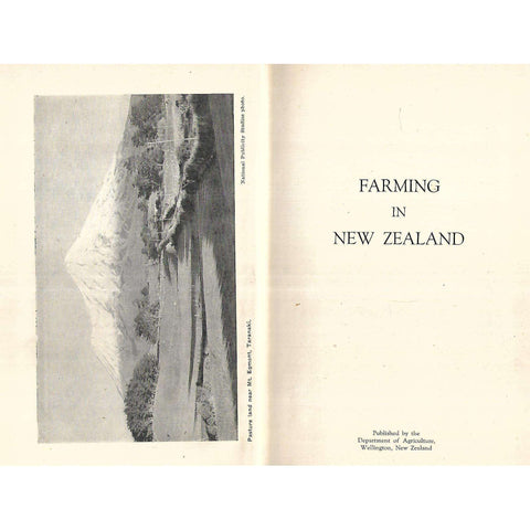 Farming in New Zealand