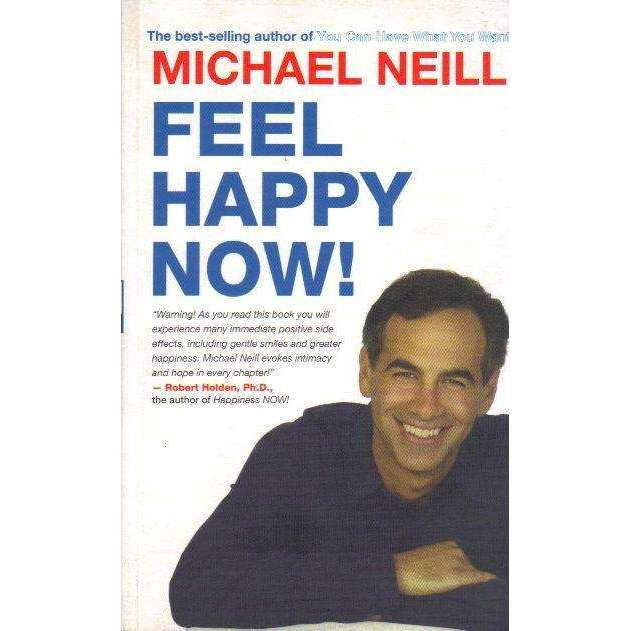 Bookdealers:Feel Happy Now! | Michael Neill