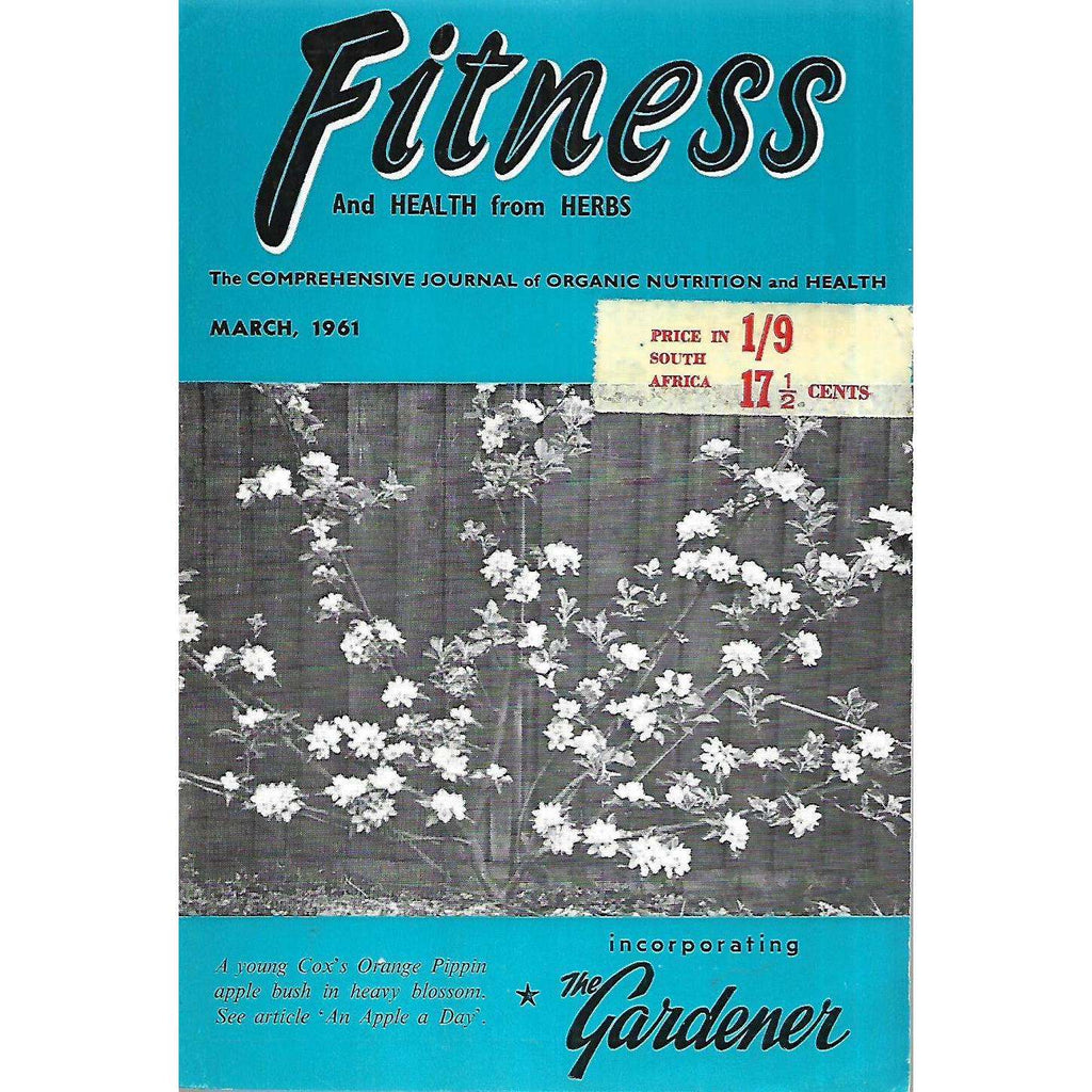 Bookdealers:Fitness and Health from Herbs (March, 1961)