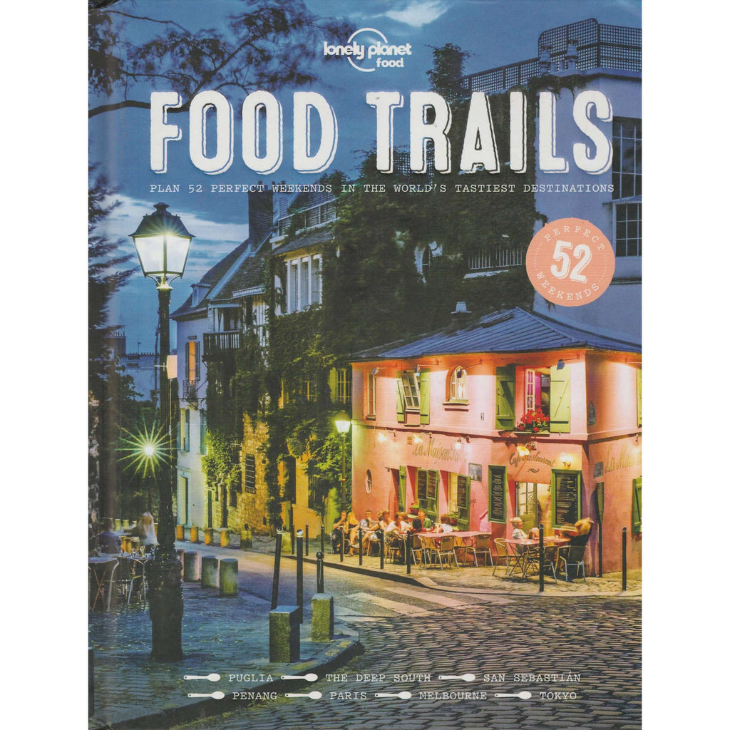 Bookdealers:Food Trails | Lonely Planet Food