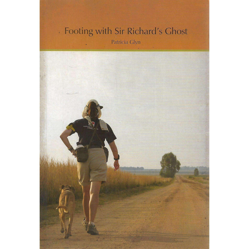 Bookdealers:Footing With Sir Richard's Ghost (Signed by Author) | Patricia Glyn