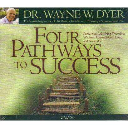 Bookdealers:Four Pathways to Success (2 Cd Set) Dr. Wayne W. Dyer