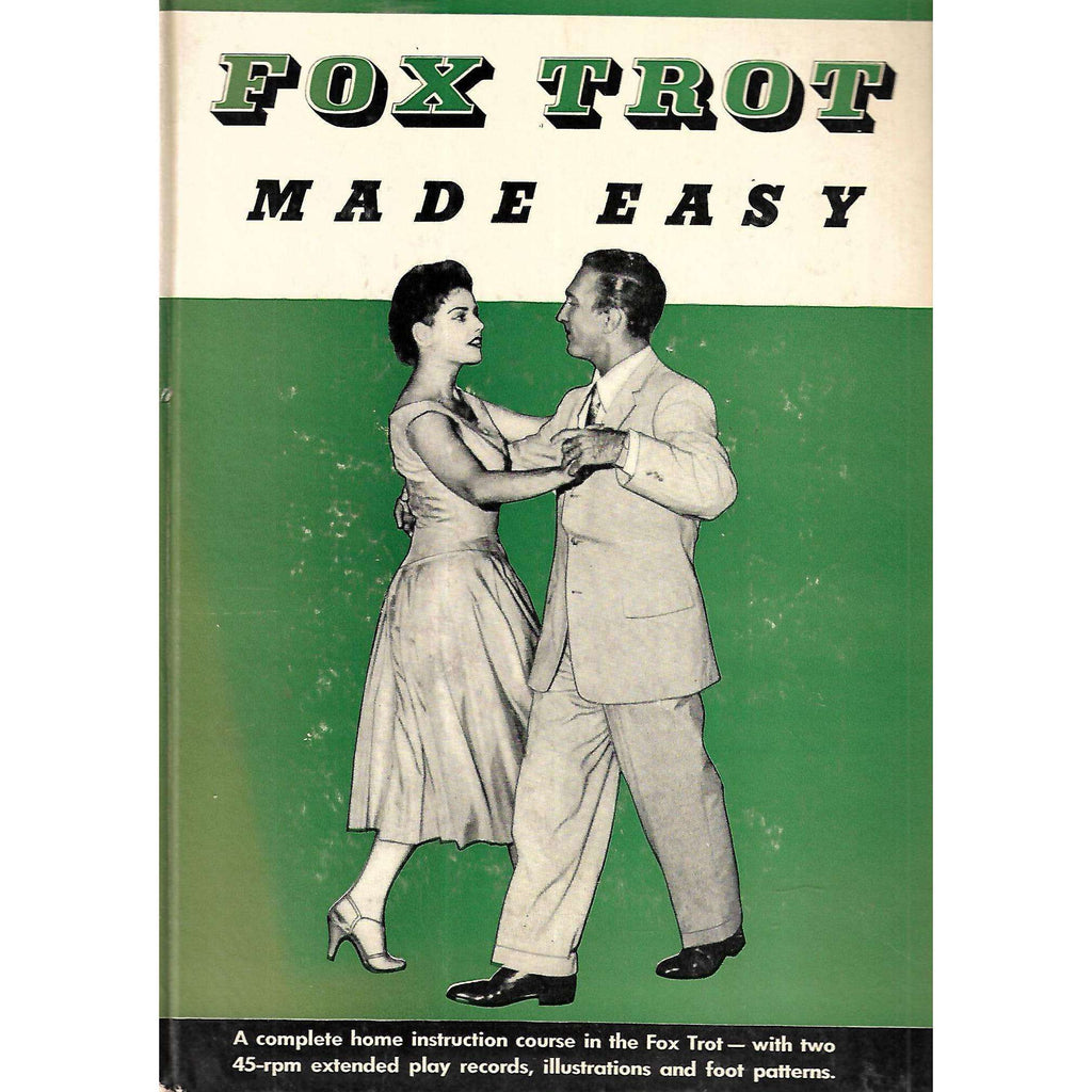 Bookdealers:Fox Trot Made Easy (Includes Two 45rpm Records)