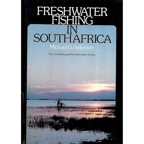 Freshwater Fishing in South Africa (Inscribed by Author) | Michael G. Salomon