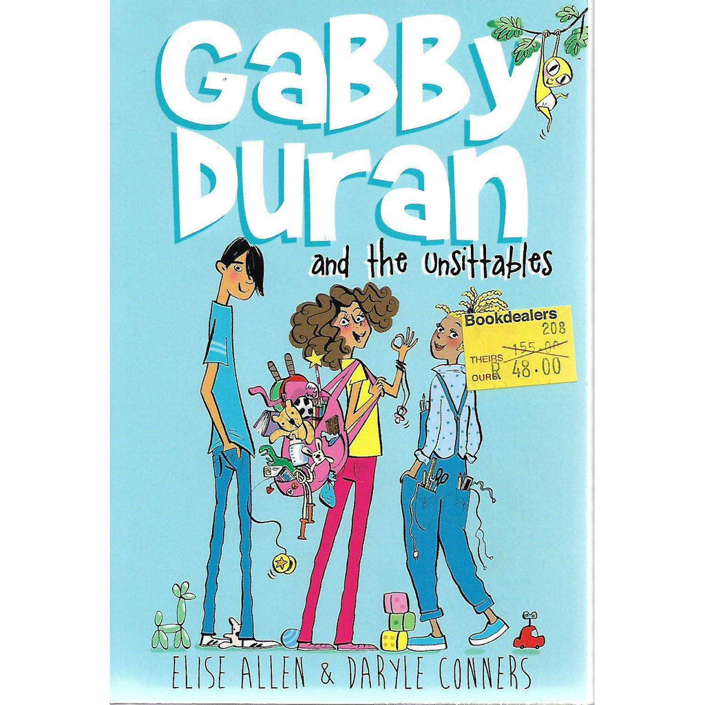 Bookdealers:Gabby Duran And The Unsittables | Elise Allen & Darlyle Conners