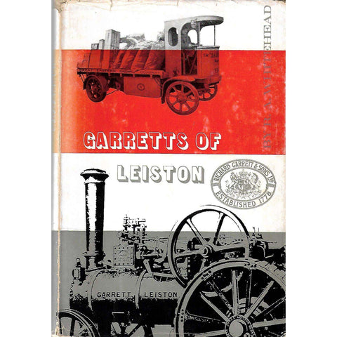 Garretts of Leiston | R. A. Whitehead