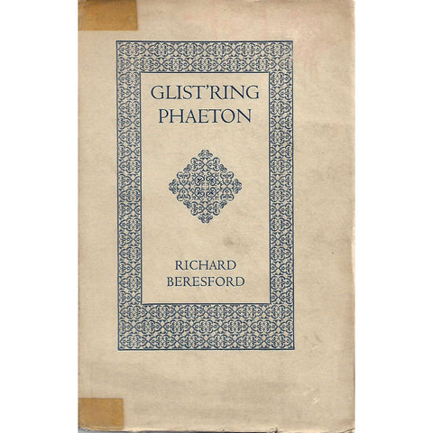 Glist'ring Phaeton | Richard Beresford