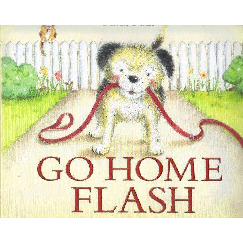Bookdealers:Go Home Flash | Ruth Paul