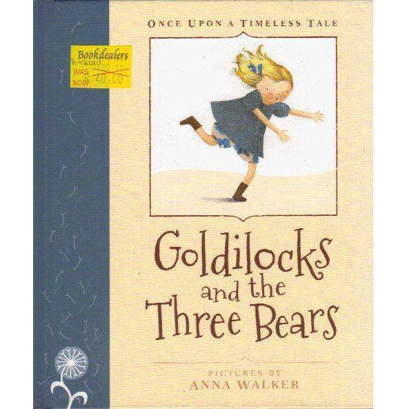 Bookdealers:Goldilocks and the Three Bears (Once Upon a Timeless Tale)