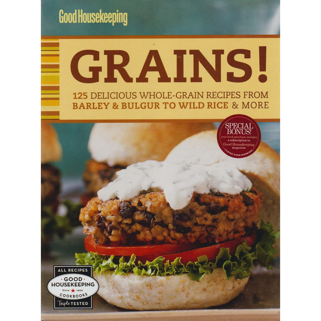 Bookdealers:Grains! | Good Housekeeping