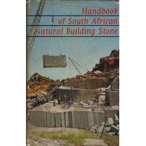 Handbook of South African Natural Building Stone | The National Building Research Institute