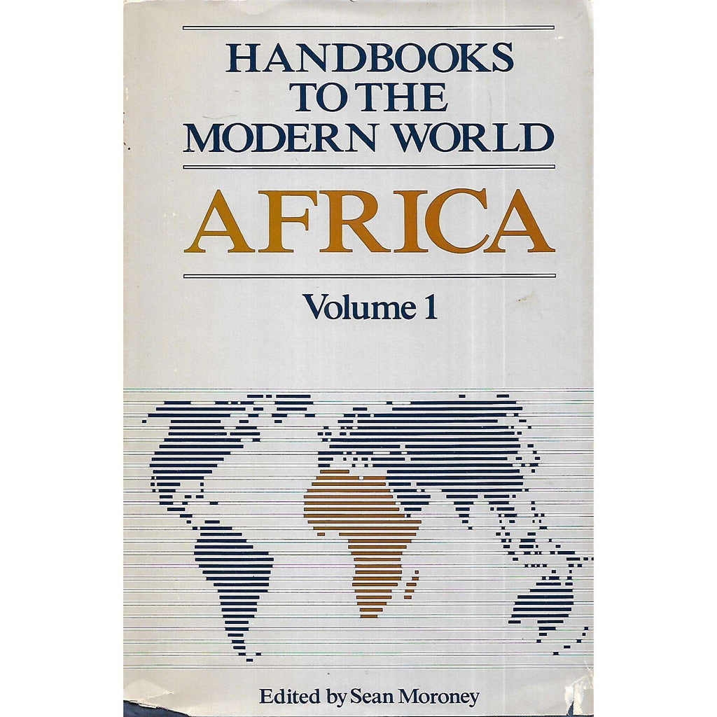 Bookdealers:Handbooks to the Modern World: Africa (Vol. 1) (Inscribed by Editor) | Sean Moroney (Ed.)