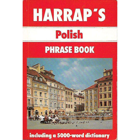 Harrap's Polish Prase Book
