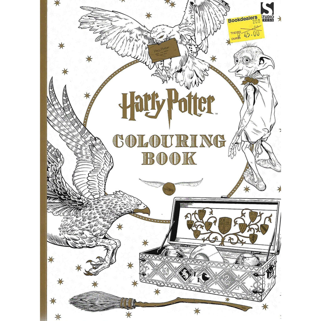 Bookdealers:Harry Potter Colouring Book