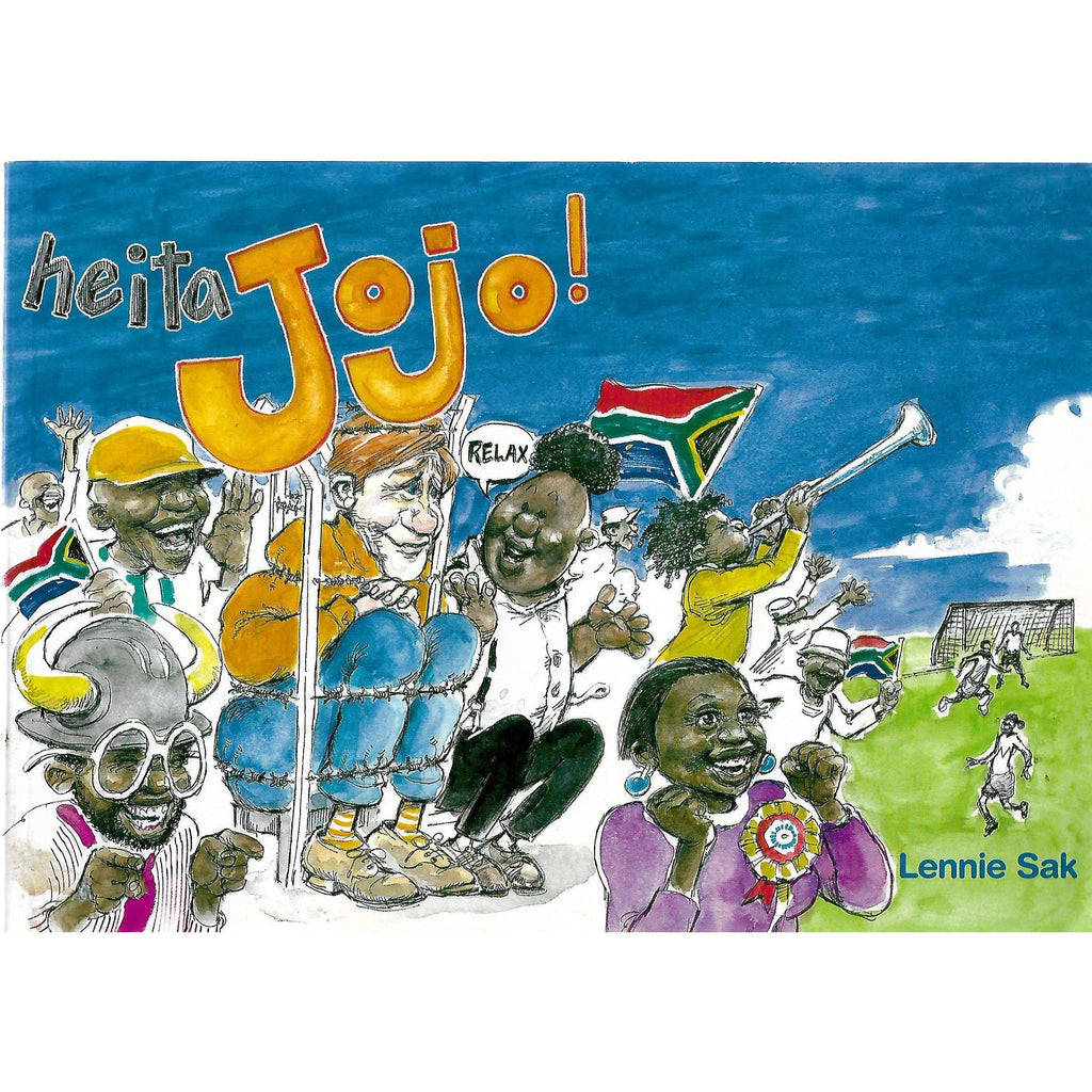 Bookdealers:Heita Jojo (With Author's Inscription) | Lennie Sak
