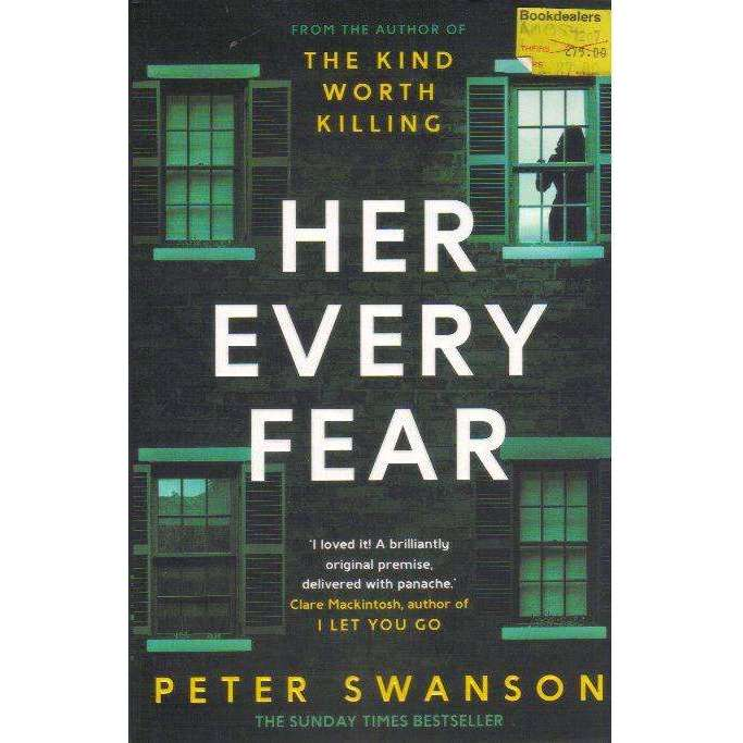 Bookdealers:Her Every Fear | Peter Swanson