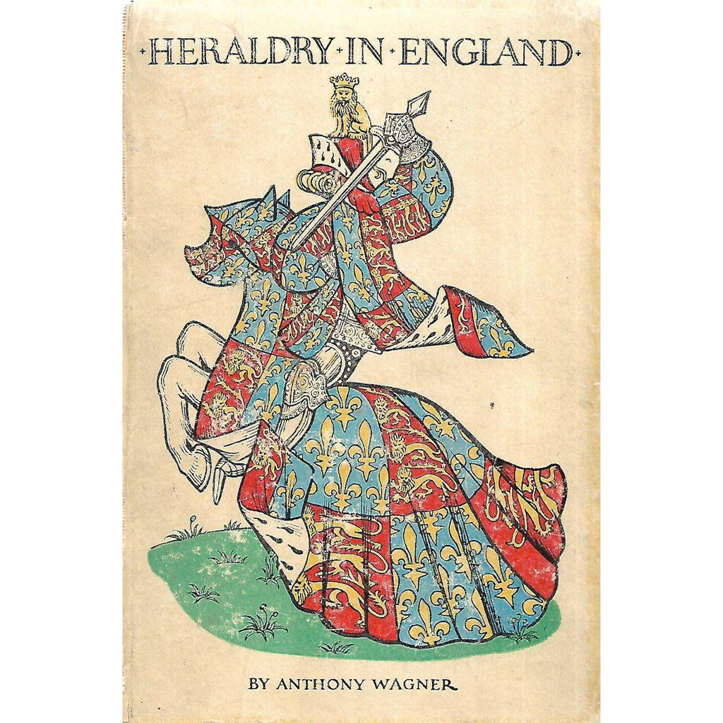 Bookdealers:Heraldry in England | Anthony Wagner