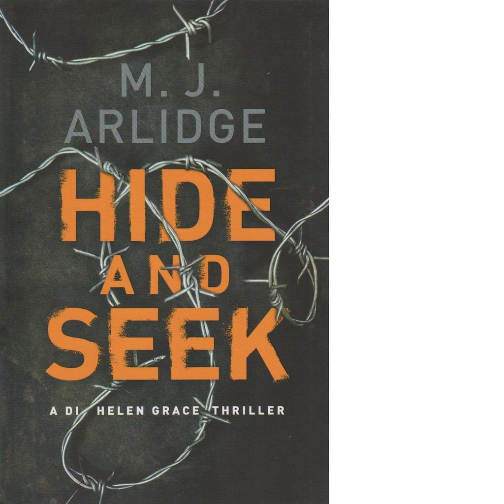 Bookdealers:Hide and Seek (A Di Helen Grace Thriller) | M.J. Arlidge
