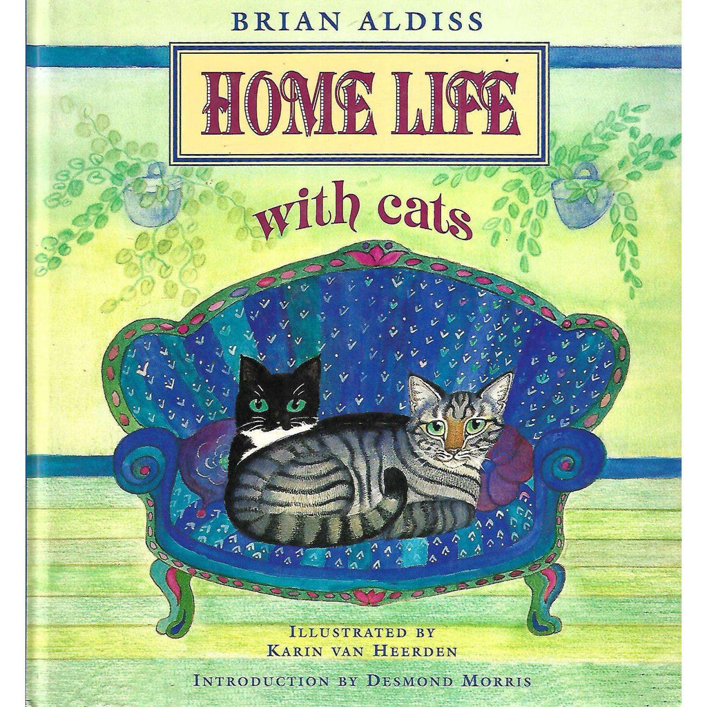 Bookdealers:Home Life With Cats | Brian Aldiss