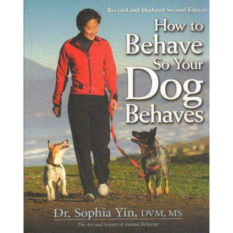 How to Behave So Your Dog Behaves | Dr. Sophia Yin DVM MS