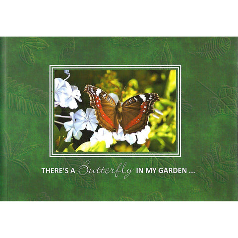 How to Make Butterflies Feel at Home in Your Garden (Signed by Author) | Lieveke Noyons