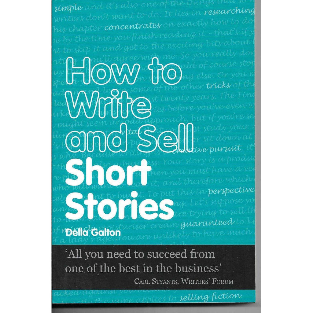 Bookdealers:How to Write and Sell Short Stories | Della Galton