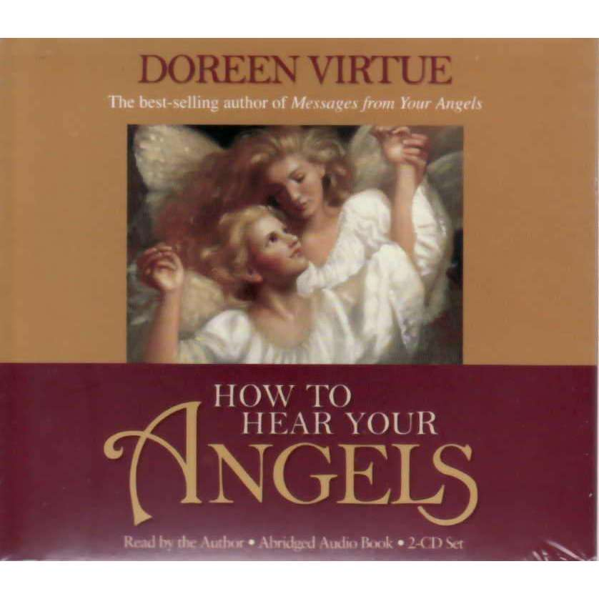 Bookdealers:How to Hear Your Angels (Audio CD) | Doreen Virtue